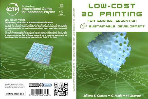 Перевод книги «Доступная 3Д печать для науки, образования и устойчивого развития» (Low cost 3D Printing for Science, Education and Sustainable Development), 2013