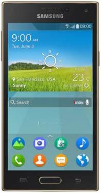 Первый Tizen смартфон Samsung Z появится в России уже осенью
