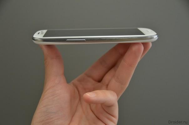 Первый, но подробный взгляд на Samsung Galaxy S III [ Видео ]