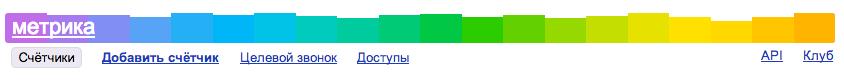 Пишем клиент для Яндекс.Метрики для iPhone