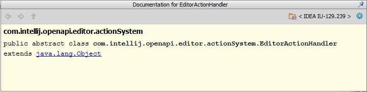 Пишем плагин для IntelliJ IDEA, добавляем функциональности редактору кода