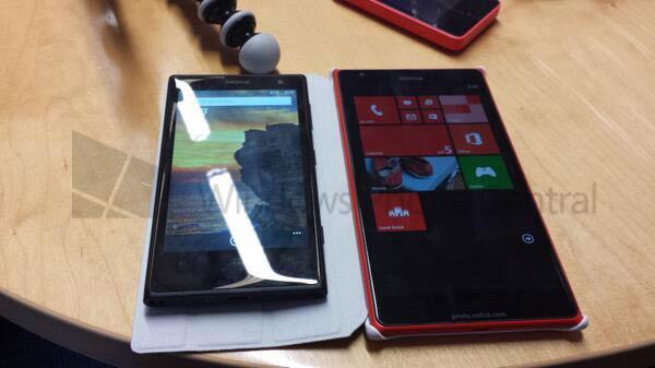 Появление Nokia Lumia 1520 на рынке ожидается в ноябре