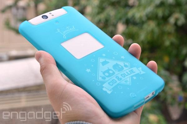 Планшетофон Oppo N1 с прошивкой CyanogenMod 10.2 прошёл сертификацию в Google