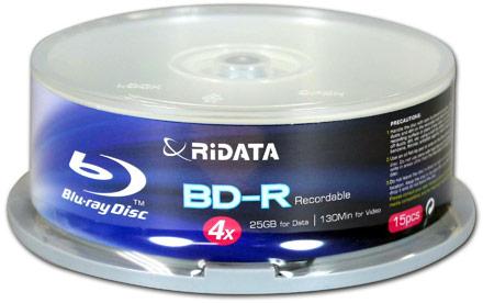 Объем рынка дисков Blu-ray специалисты PIDA оценивают в 400 млн. штук