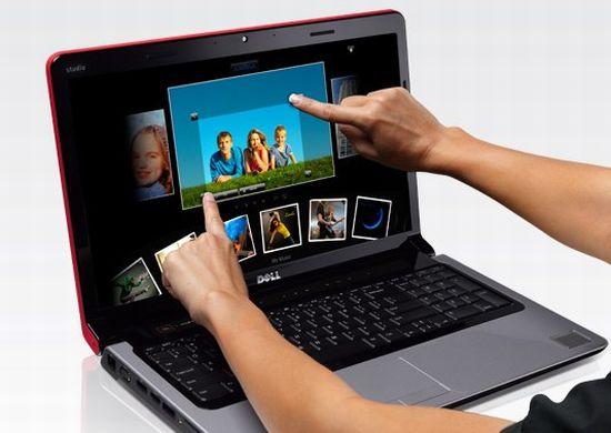Сенсорный ввод, поддерживаемый Windows 8, считается шансом на возрождение спроса на ПК