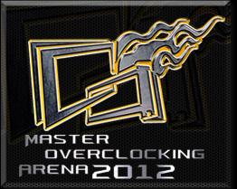 По стопам MSI Master Overclocking Arena 2012