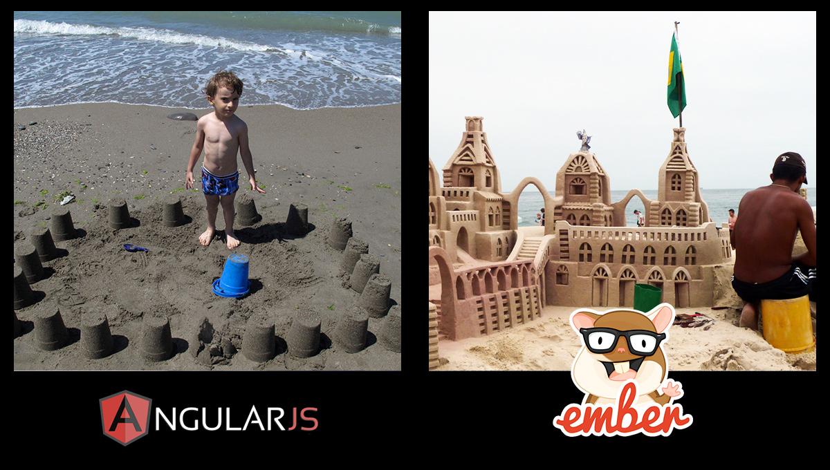 Angular vs Ember real-life built products