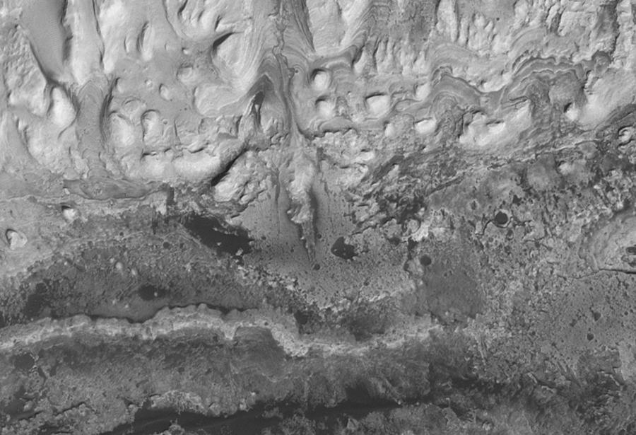 Почему Curiosity на Марсе, а не в Неваде