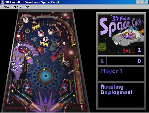 Почему Pinball убрали из Windows Vista