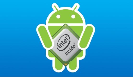 Подразделение Intel выпустило версию Android, оптимизированную под чипы Intel (c поддержкой UEFI)