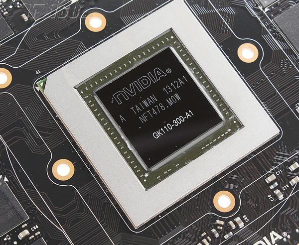 Подробные фото дают представление об устройстве 3D-карты Nvidia GeForce GTX 780