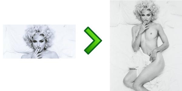 Поиск кропнутых дубликатов изображений с помощью перцептуальных хешей