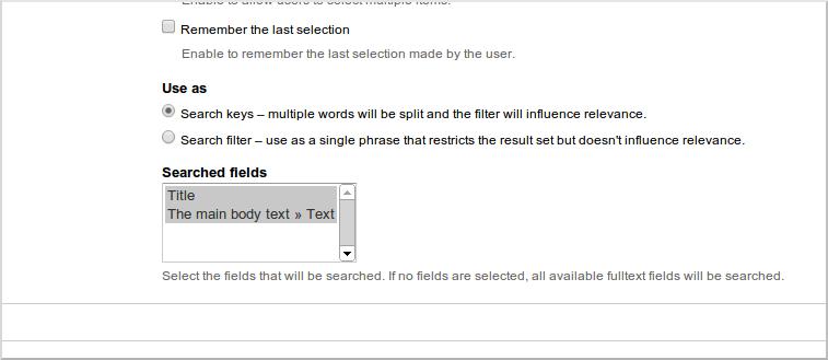 Поиск на Drupal 7 с помощью Apache Solr ч.2 — учимся настраивать индекс