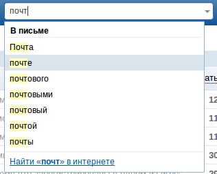 Полнотекстовый поиск: как это делают в Почте Mail.Ru