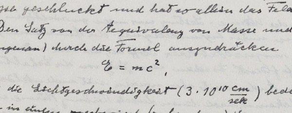 Полный архив рукописей Эйнштейна