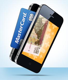 Получаем 100р на телефон от MasterCard