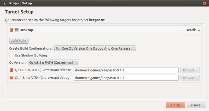 Помогаем KeePassX работать с Indicator Applet Complete в последних версиях Ubuntu