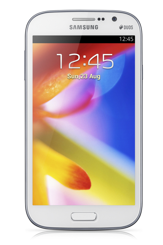 Последняя новинка этого года от Samsung: GALAXY Grand