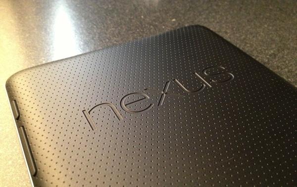 Nexus 7 нового поколения