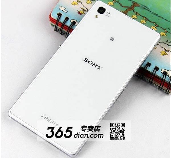 Появились фотографии смартфона Sony Xperia Z1, на которых устройство можно хорошо разглядеть