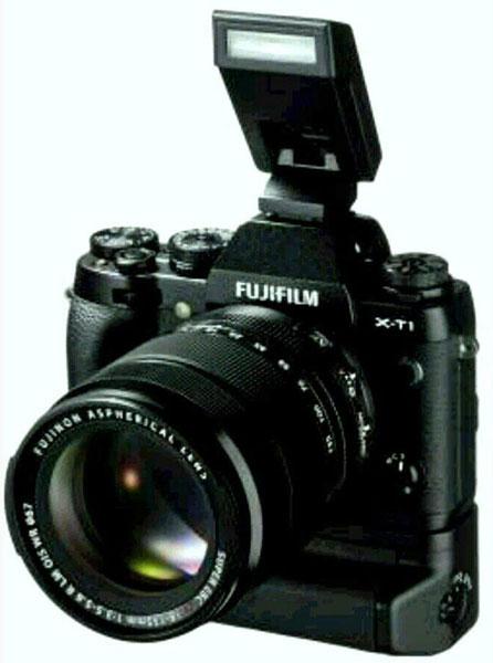 К достоинствам камеры Fuji X-T1 можно отнести корпус из магниевого сплава