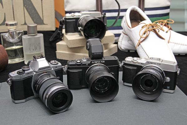 Когда камера Olympus PEN E-P5 будет представлена официально — пока неизвестно