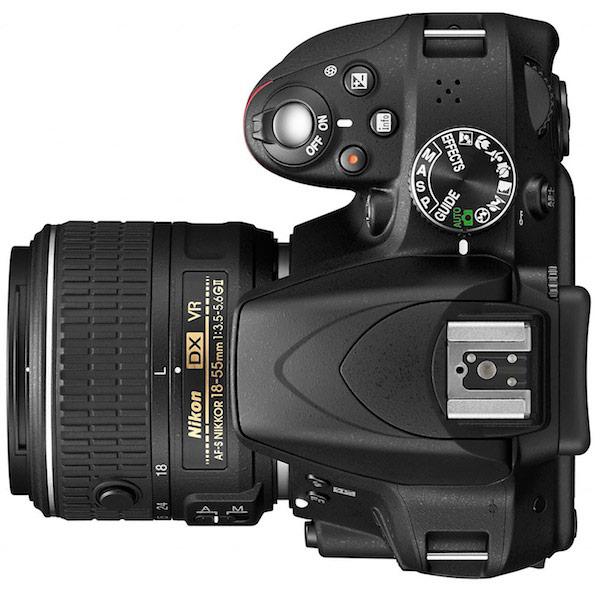 Ожидается анонс зеркальной камеры Nikon D3300 и объектива AF-S Nikkor 18–55mm f/3.5–5.6G DX VRII