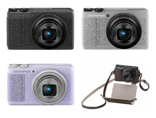 Выход камеры Olympus XZ-10 ожидается на этой неделе