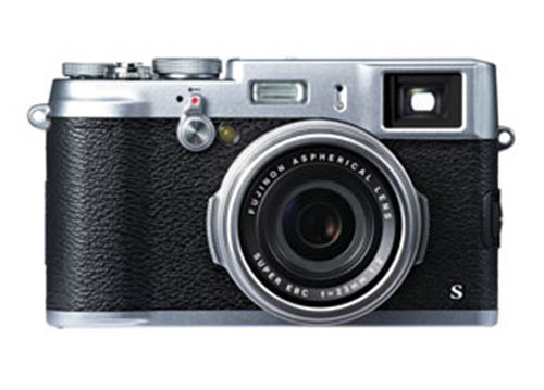 Появились первые сведения о камерах Fujifilm X100s и X20