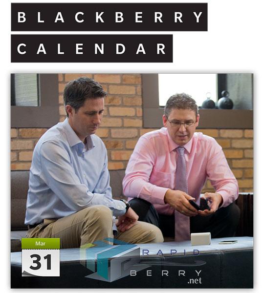 BlackBerry Z10 под управлением ОС BlackBerry 10