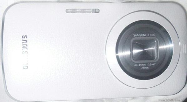 Предположительно, разрешение камеры Samsung Galaxy K Zoom составит 19-20 Мп