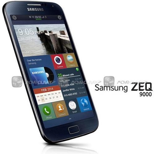 Samsung Zeq 9000 Tizen