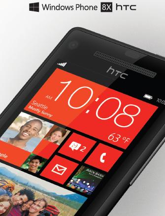 HTC 8X (Accord)