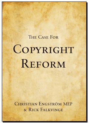 Предложения о реформе копирайта, представленные депутатом Европарламента Кристианом Энгстрёмом
