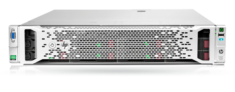 Предновогоднее предложение от HP: сервер на все случаи жизни плюс сеть