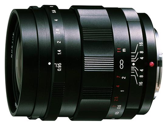 Объектив Voigtländer Nokton 25mm F0.95 Type II предназначен для камер системы Micro Four Thirds