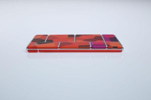 Представлен первый прототип модульного смартфона от Google