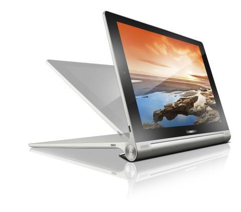 Продажи Yoga Tablet 10 HD+ начнутся в апреле по цене от $349