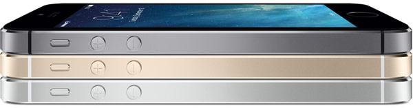 Продажи Apple iPhone 5s стартуют 20 сентября