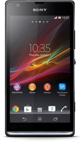 Основой Sony Xperia SP служит двухъядерный процессор Qualcomm Snapdragon S4 MSM8960Pro