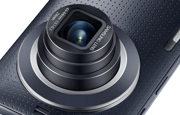 Продажи Samsung Galaxy K zoom начнутся в мае по цене 499 евро в черном, белом и синем вариантах