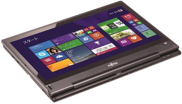 Одновременно выпущены обновленные модели ноутбука Fujitsu LifeBook AH42/M и настольного ПК Esprimo FH52/M