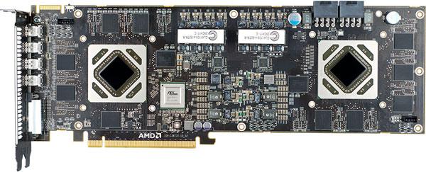Radeon HD 7990 — новый флагман линейки 3D-карт AMD