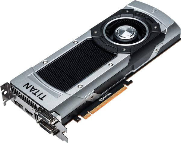 Представлена 3D-карта Nvidia GeForce GTX Titan Black