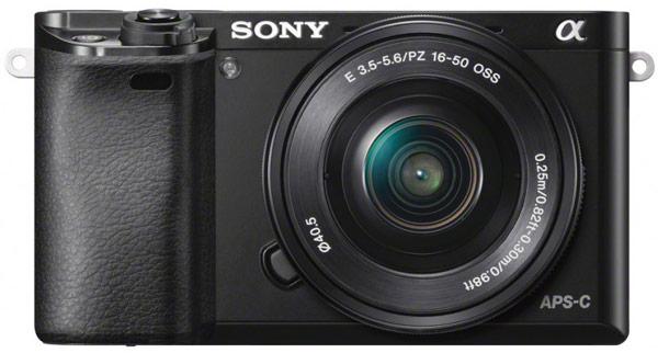 Разрешение камеры Sony α6000 — 24 Мп