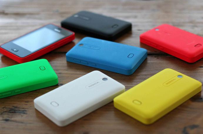 Представляем Nokia Asha Platform