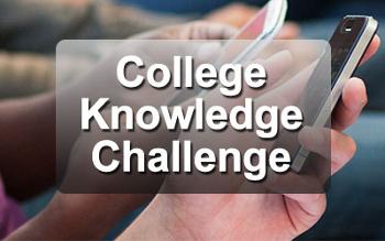 Представляем победителей конкурса College Knowledge Challenge от Gates Foundation