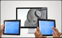 Превращаем iPad в 3D мышь