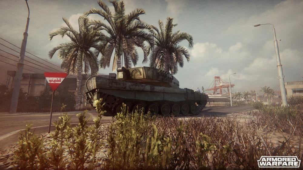 Превью Armored Warfare на Е3 2014