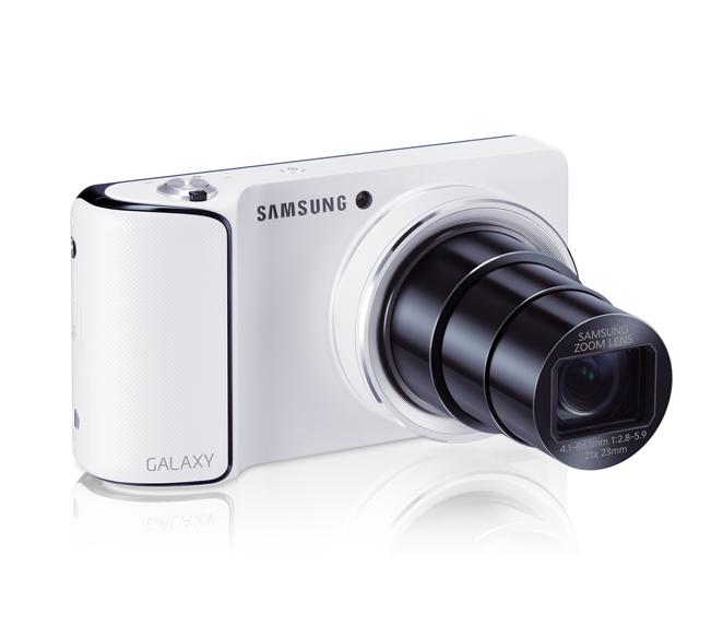 Презентация Samsung GALAXY Camera
